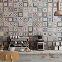 Gernier Mix Tile Mosaic Feature wall tile discount perth tiles