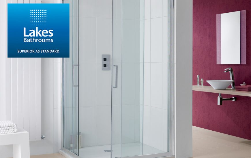5 Reasons to purchase a Lakes Bathrooms shower
