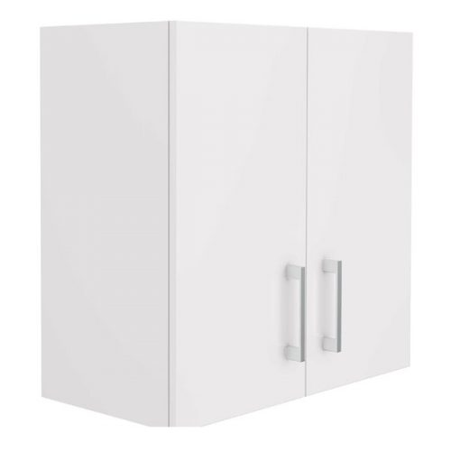 Wall Cupboard Double Door 60cm