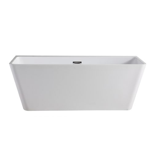 Rio Back to the Wall Freestanding Bath