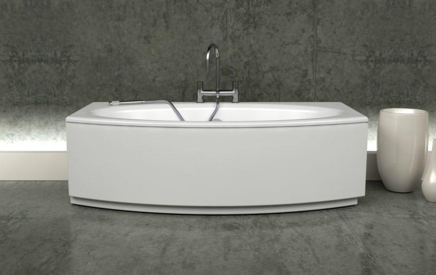 4 alluring non-white bathroom design ideas