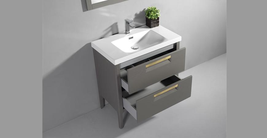 Ross's sexy new bathroom vanity range will blow you away!