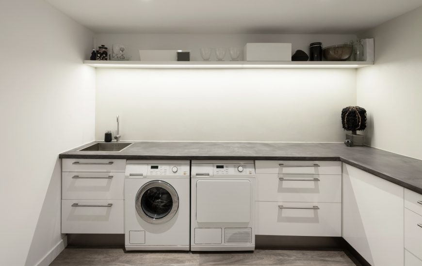 How to Complete a Full Laundry Renovation