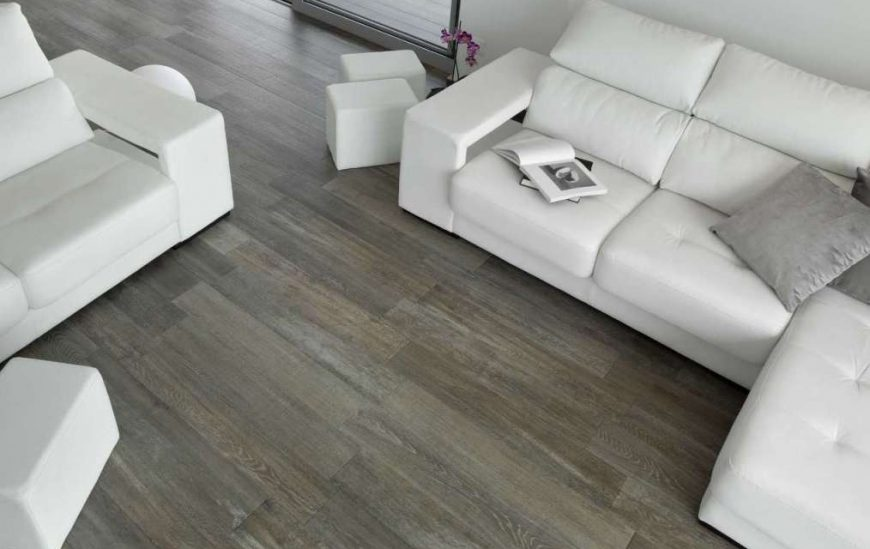 Benefits of wood-look tiles over wooden floorboards