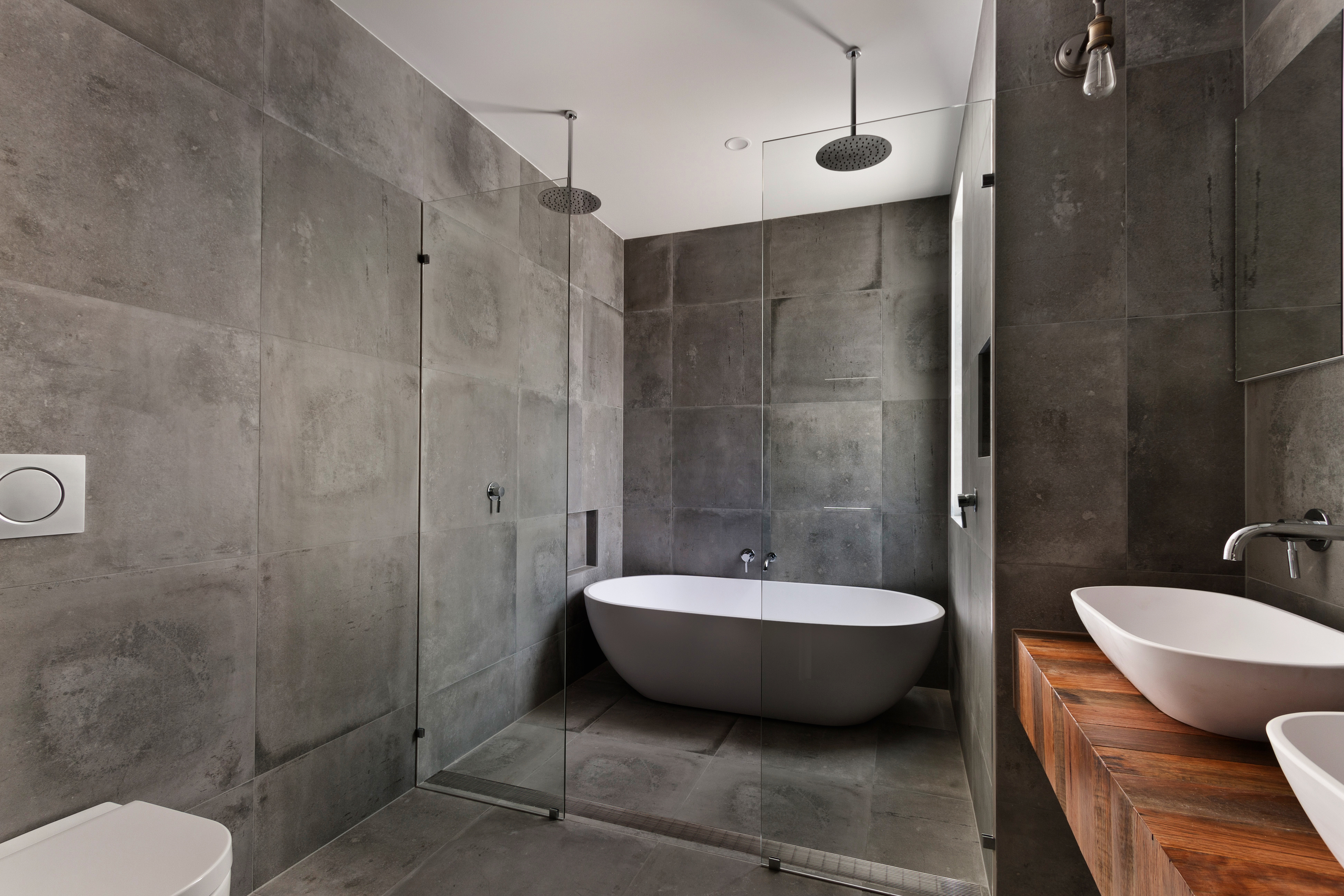 a guide to designing a natural bathroom  ross's discount