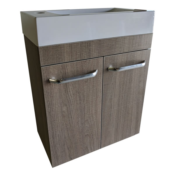 Joanne Ensuite Vanity Unit (Woodgrain finish)