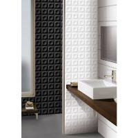 Foster Feature Tile White Black Feature Discount perth
