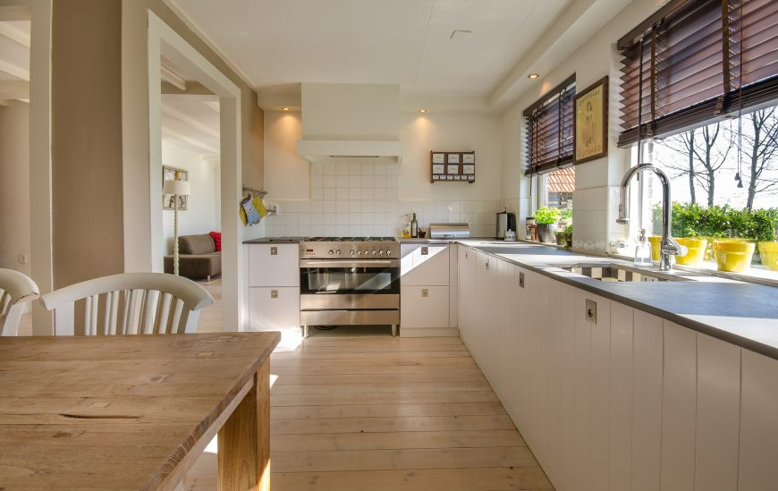 8 Ways to Update your Kitchen over a Weekend