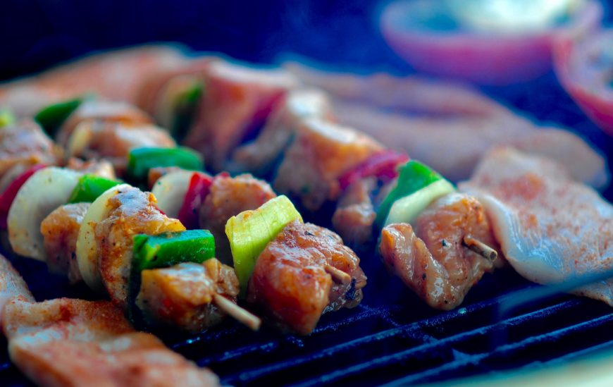 Get Summer Started with a Gourmet Alfresco BBQ