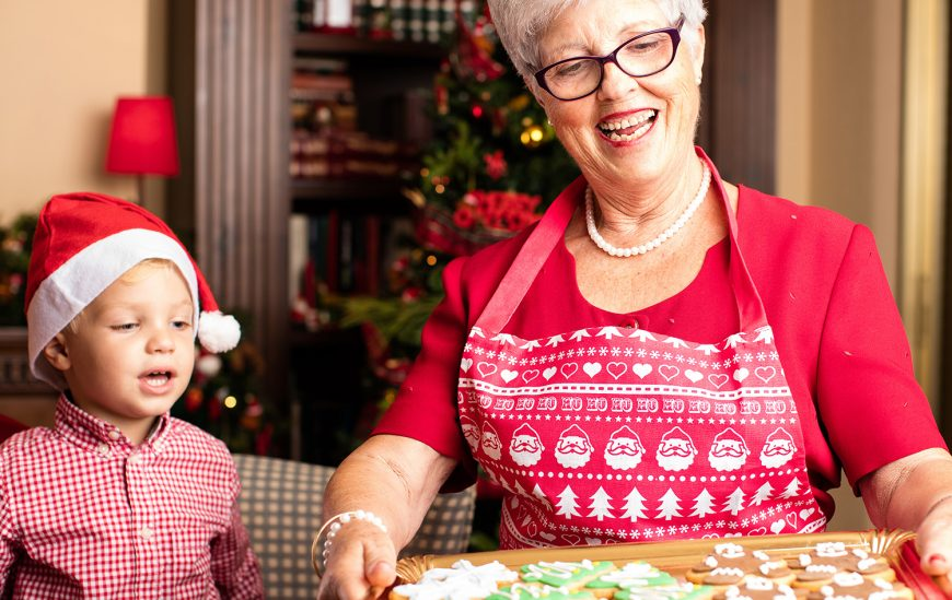 5 White goods you need for Christmas Dinner!