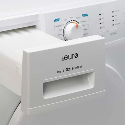 7KG Condenser Dryer - Drawer open