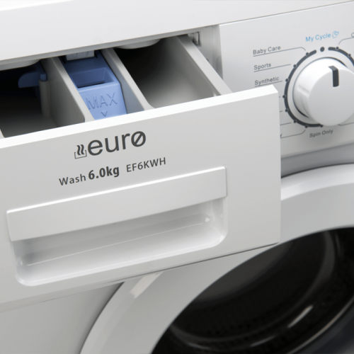 6KG Front Load Washer - Drawer