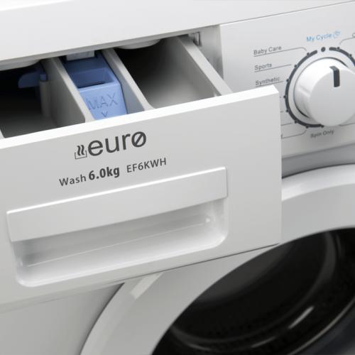 6KG Front Load Washer - Drawer