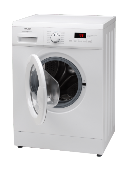 6KG Front Load Washer - Open