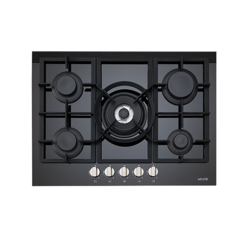 70cm Gas On Ceramic Cooktop