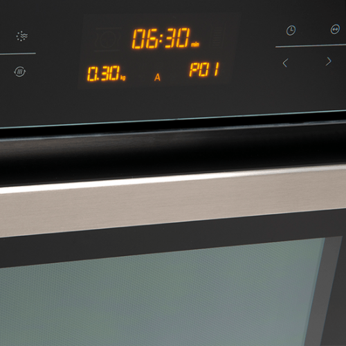 Combi Microwave + Fan Oven - Closed