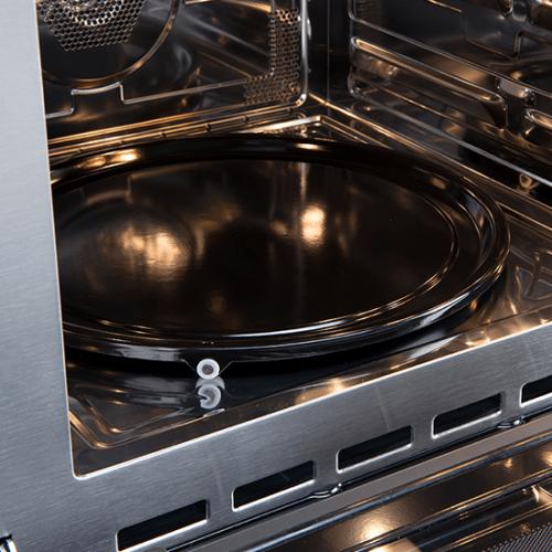 Combi Microwave + Fan Oven - Interior