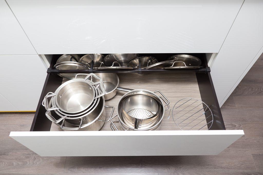 Pots & pans cupboard