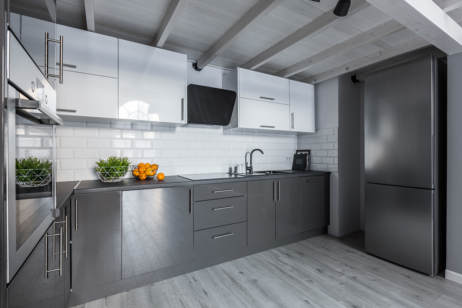 Is Grey the new colour of choice for Kitchens? - Ross's ...
