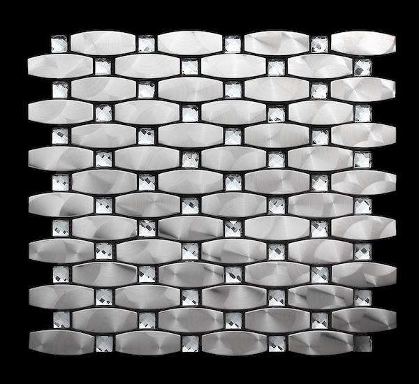 Bling Silver Kitchen Handles Perth