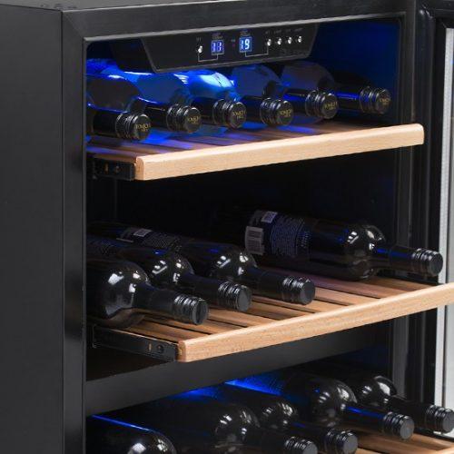 154lt Wine Cooler (44 Bottle)