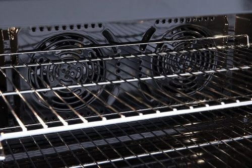 90cm Freestanding oven with Cast Iron Trivets