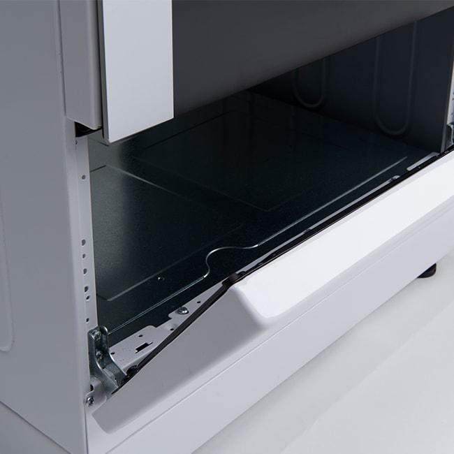 50cm Freestanding Oven (White) - Cheap Ovens Perth