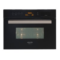 45cm Combi Microwave + Steam Oven 34L