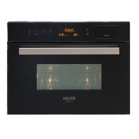 45cm Combi Microwave + Steam Oven 34L