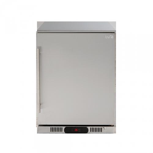 138lt Beverage cooler Solid Door (Stainless R Hinge)
