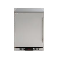 138lt Beverage cooler Solid Door (Stainless L Hinge)