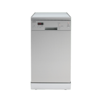 45cm Freestanding Dishwasher (Stainless)