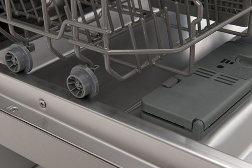 60cm Freestanding 4-Cycle Dishwasher - Wheels