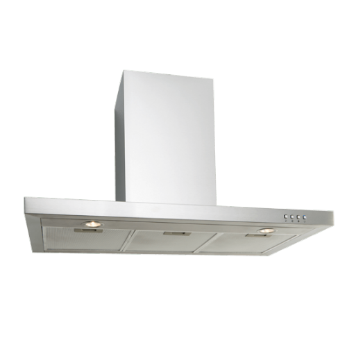 90cm Front Control Canopy Hood