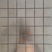Stainless Steel Mosaic (Matte)