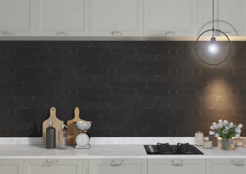 Moon (Black) - Kitchen