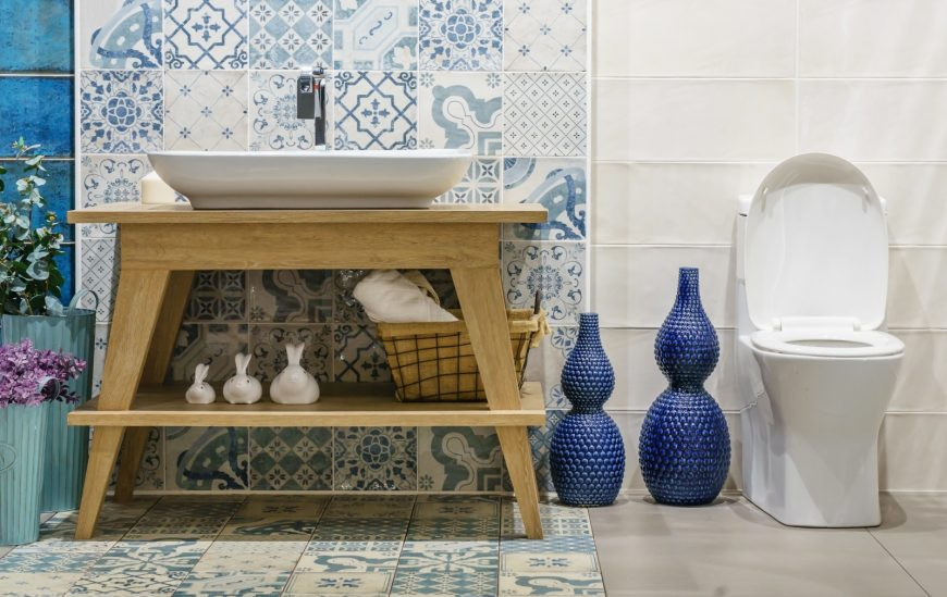 6 Bathroom Trends You Need to Follow in 2019