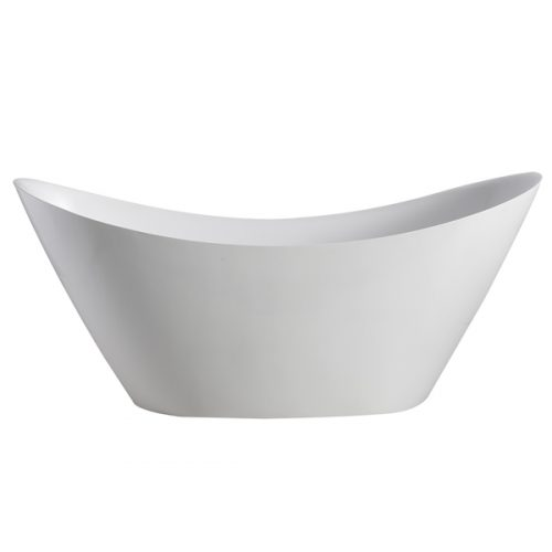 Bermuda Freestanding Bath - Side View