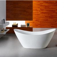 Bermuda Freestanding Bath in Bathroom