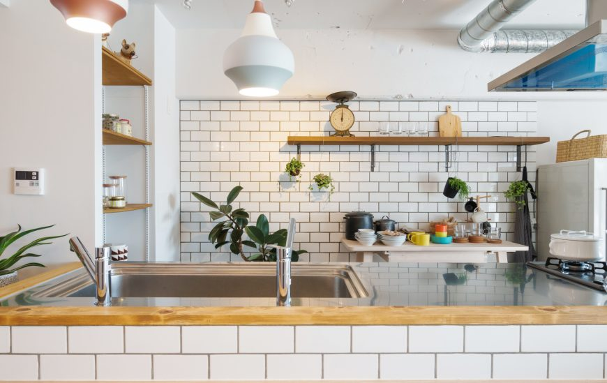4 Reasons Why Subway Tiles Are the Ultimate Kitchen Splashbacks Choice
