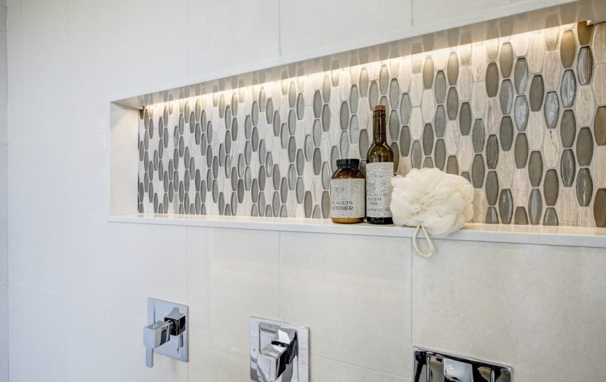 7 Stunning Tiles to Consider for Your Shower Niche
