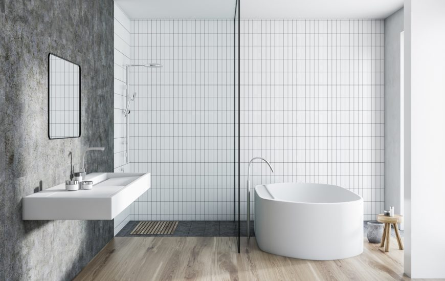 How to Design the Bathroom of Your Dreams