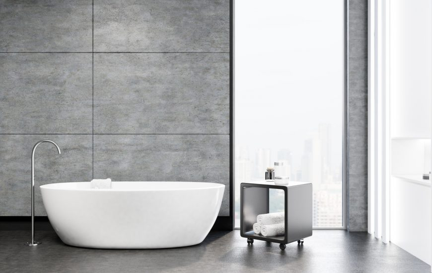 Pros and Cons of Free-Standing Baths