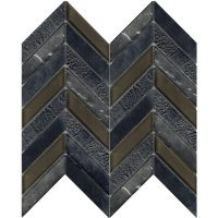 Art Deco Grey Chevron