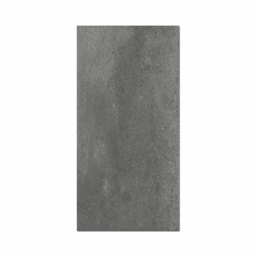 KMG Dark Grey 30x60cm porcelain tile