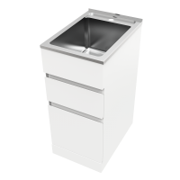 Nugleam™ 35L Drawer System Laundry Unit