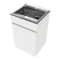 Nugleam™ 45L Soft Close Laundry Unit