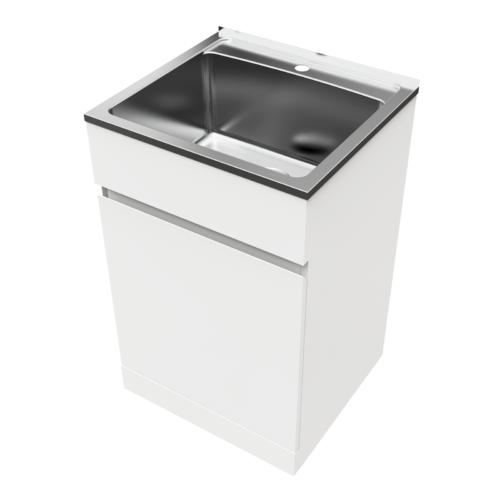 Nugleam™ 45L Soft Close Laundry Unit