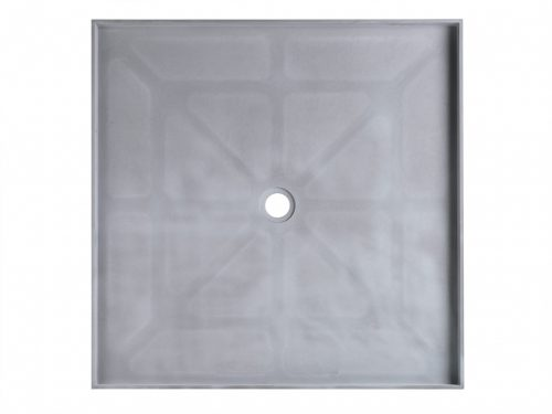 Square Tile Tray Shower Base