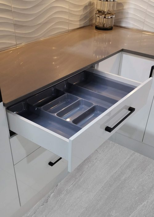 45cm Cutlery Drawer in Drawer